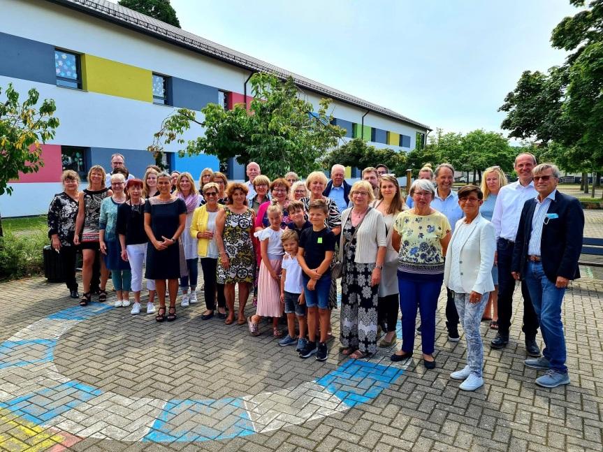 Verabschiedung Frau Eckert und Frau Reinacher-Steinel